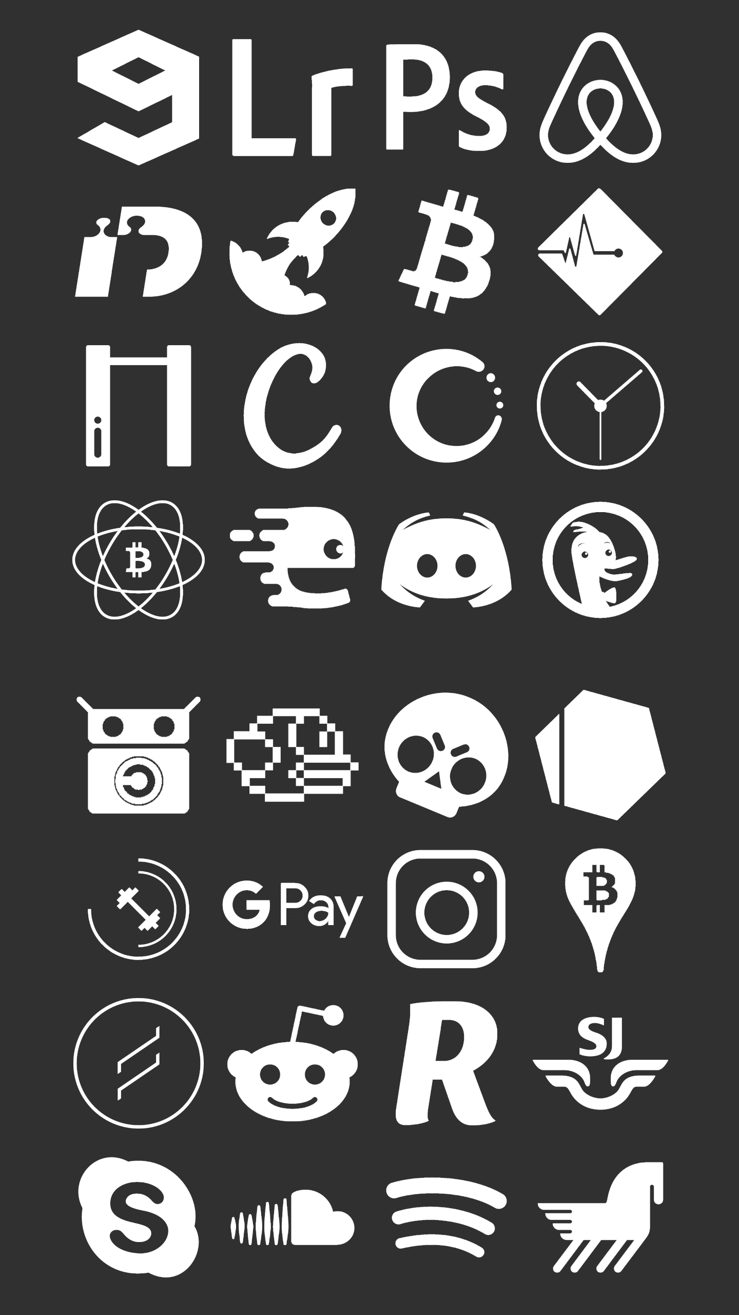 Unleash Icon Pack